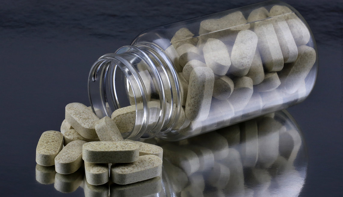 Herbal supplements can interact negatively with certain prescription medications