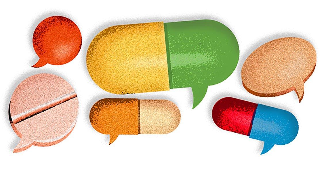 Pastillas multicolores, suplementos vitamínicos que prometen demasiado