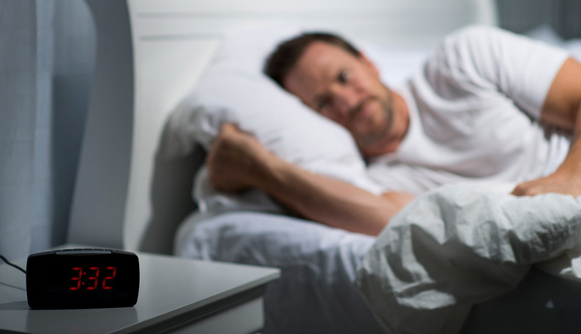 Aarp Health Insurance >> Insomnia, Sleep Apnea, And Sleep Deprivation On The Rise - AARP