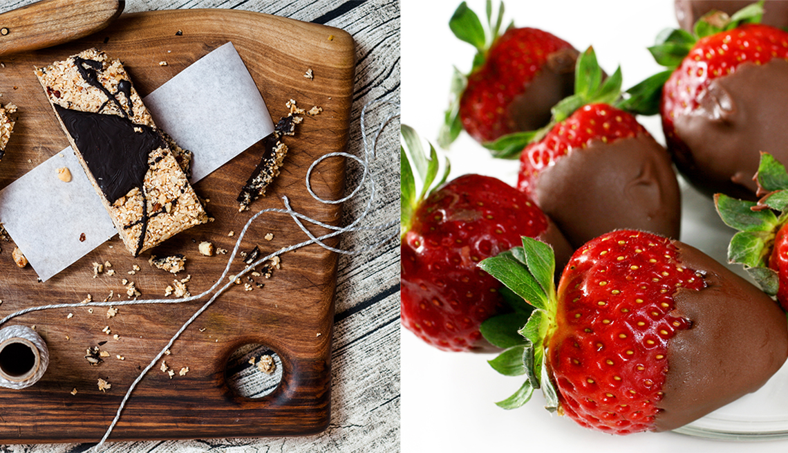 Quiz - Which Food Is Healthier?