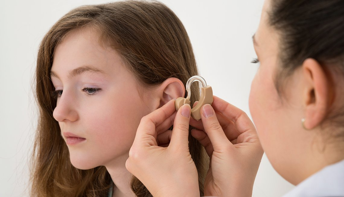 Tinnitus in Teens: Hearing Damage Now in Younger Ears