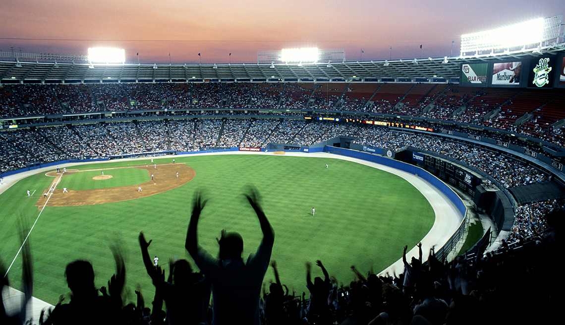 Estadio de baseball
