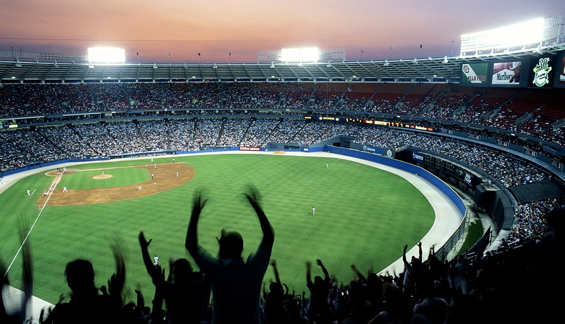 Night baseball game, Tips to protect hearing