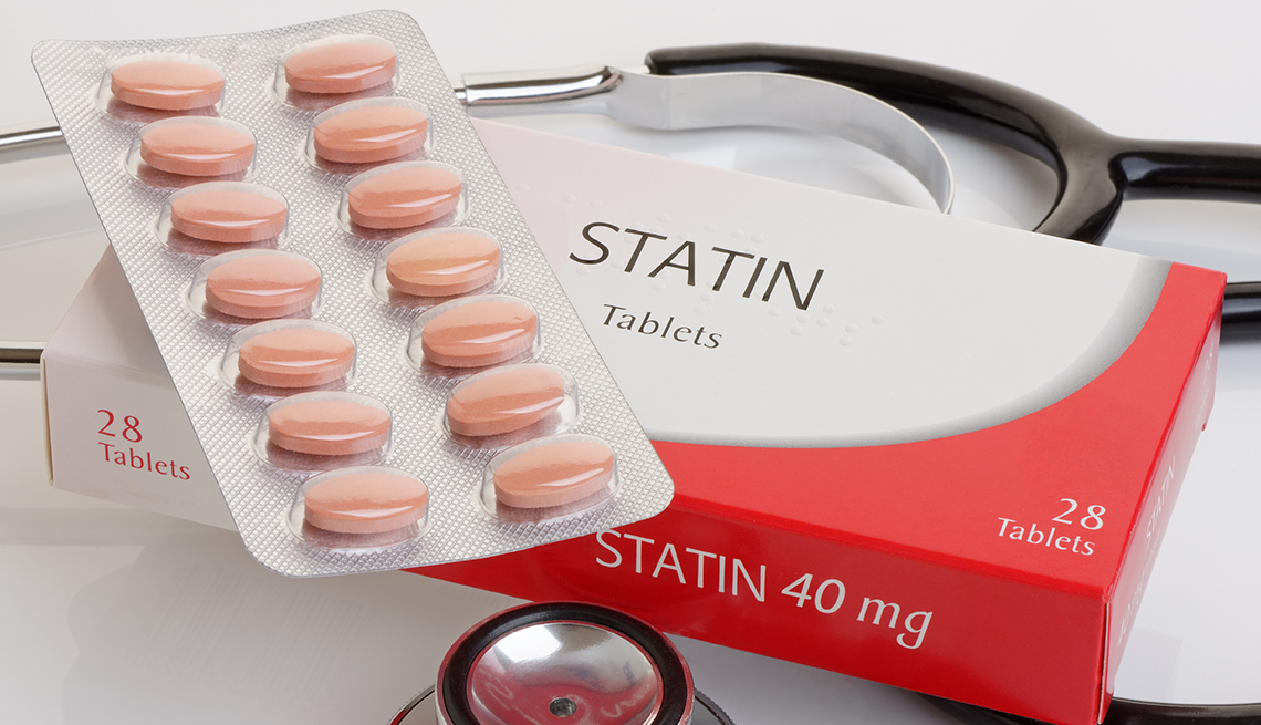 Image result for image of statin drug