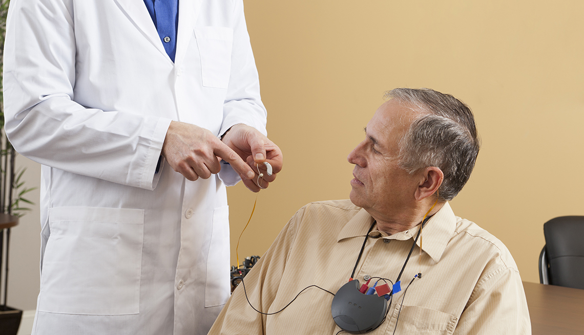 SS: What to Expect With Your New Hearing Aid