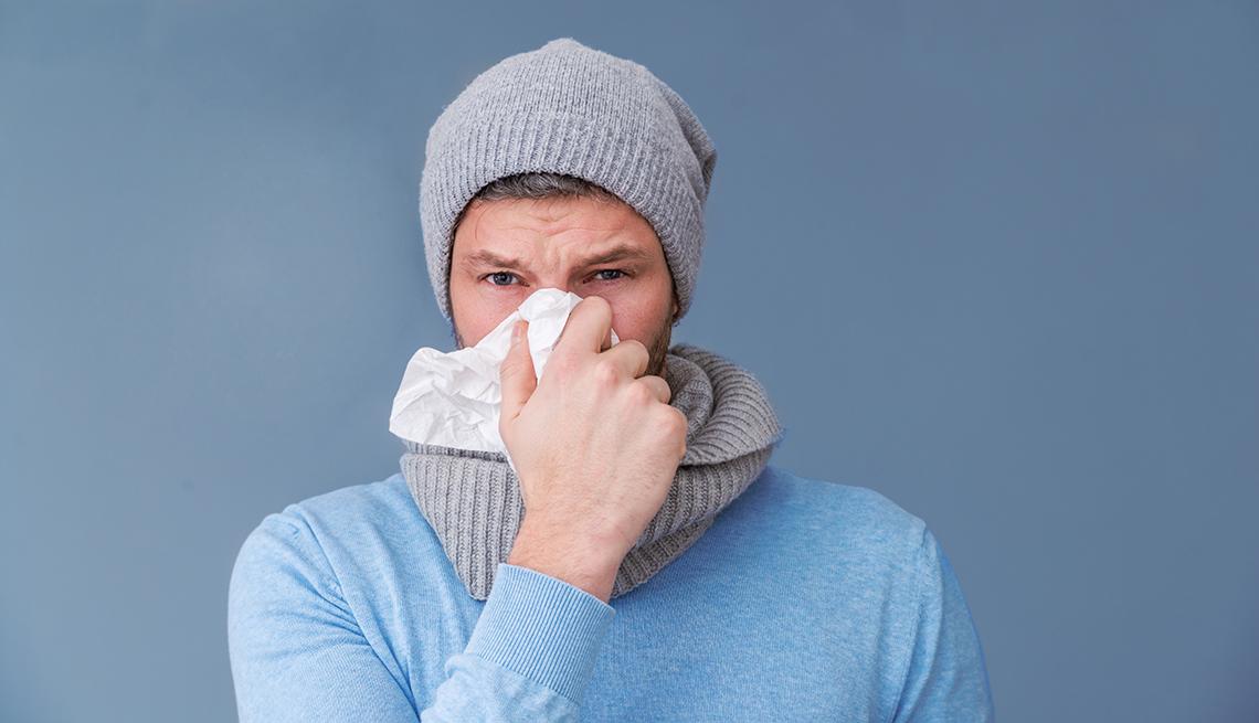 'Man Flu' Is Real