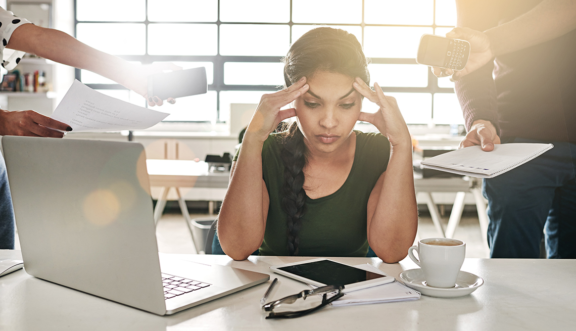 Workplace Stress Mental Health And Using A Personal Day