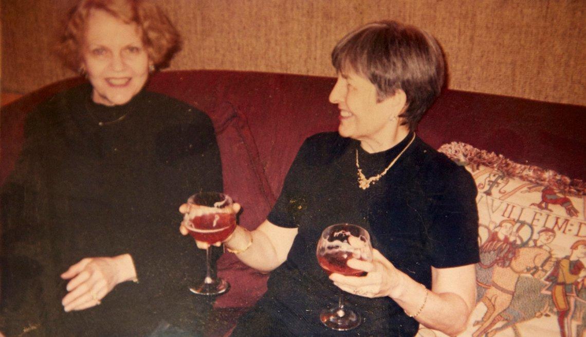 LGBT Caregiving, Mermin and Partner McDermott