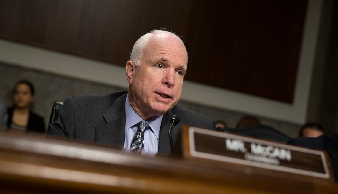 Senador John McCain