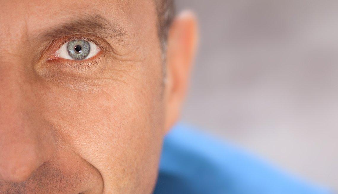 Alzheimer eye test