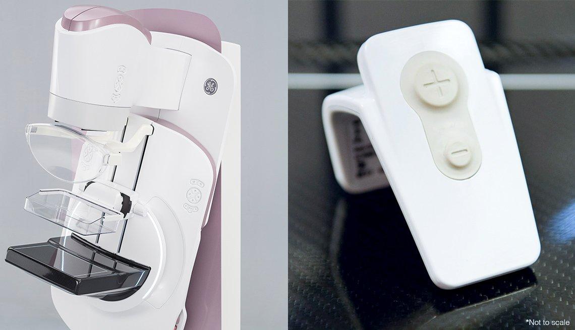 2D Mammograms