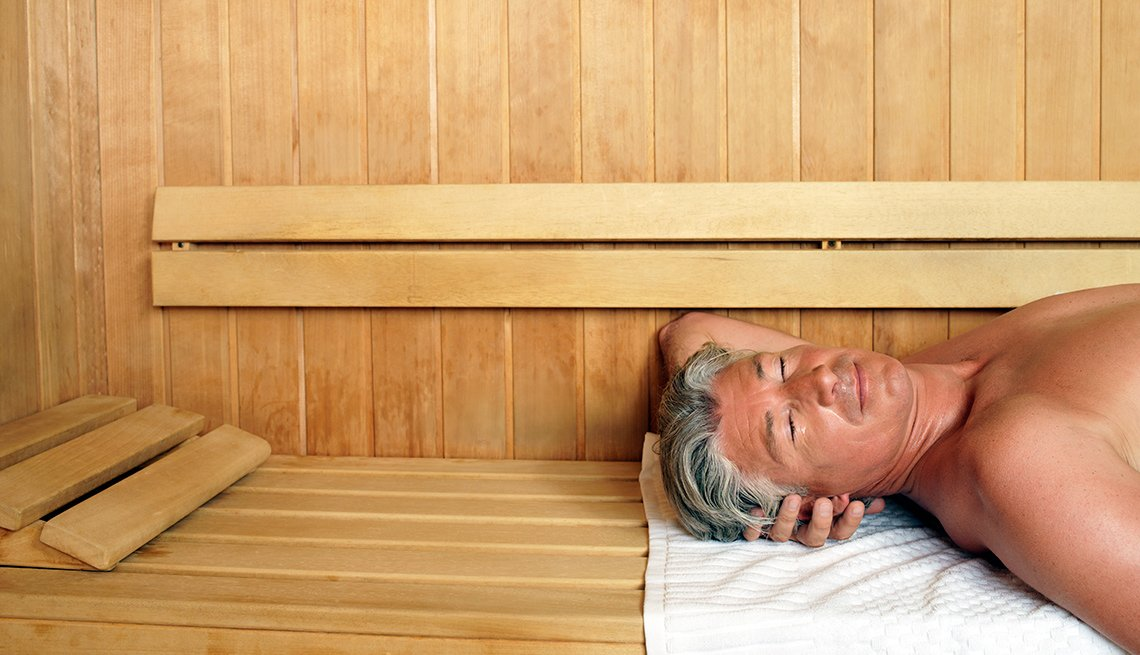 Sauna Blood Pressure