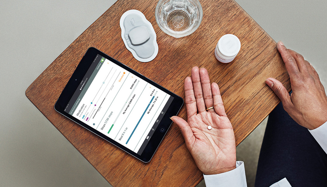 Digital Drug Monitor