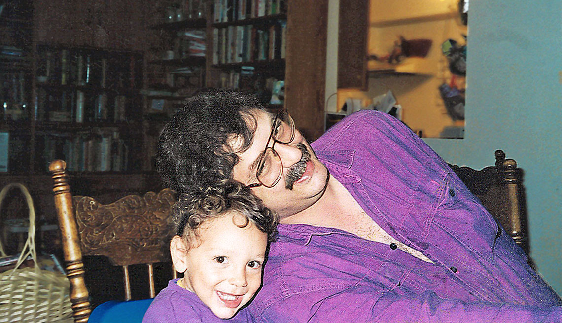 Deven was a devoted dad to his son Jonas