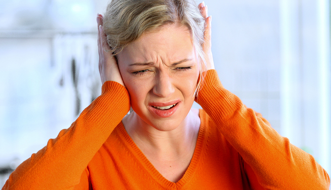 Tinnitus That Ringing In Your Ears?