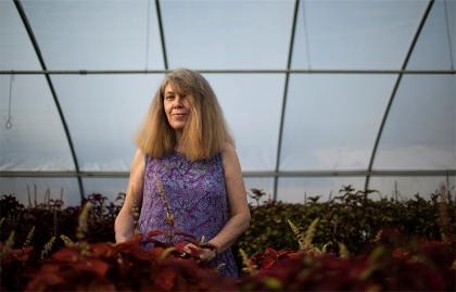 Kathi Kolb fue diagnosticada con cáncer de seno