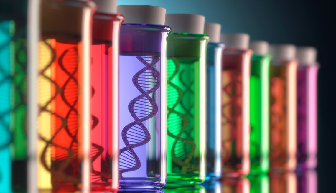 FDA approves testing for genetic mutations