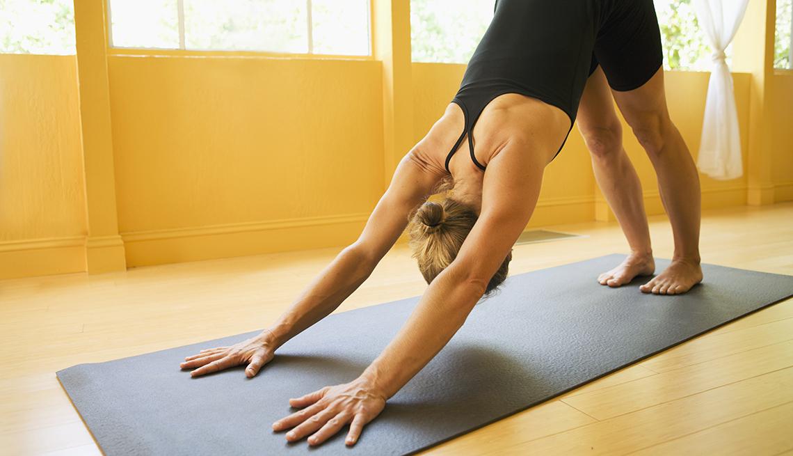 yoga una vez por semana