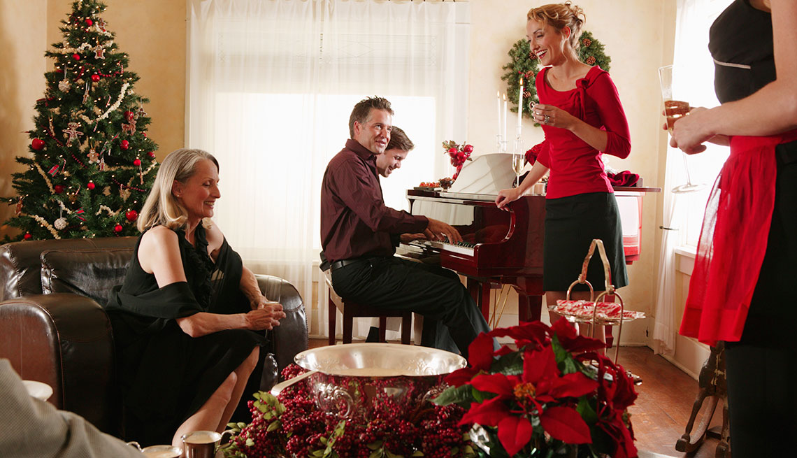 Coping with hearing loss at the holidays