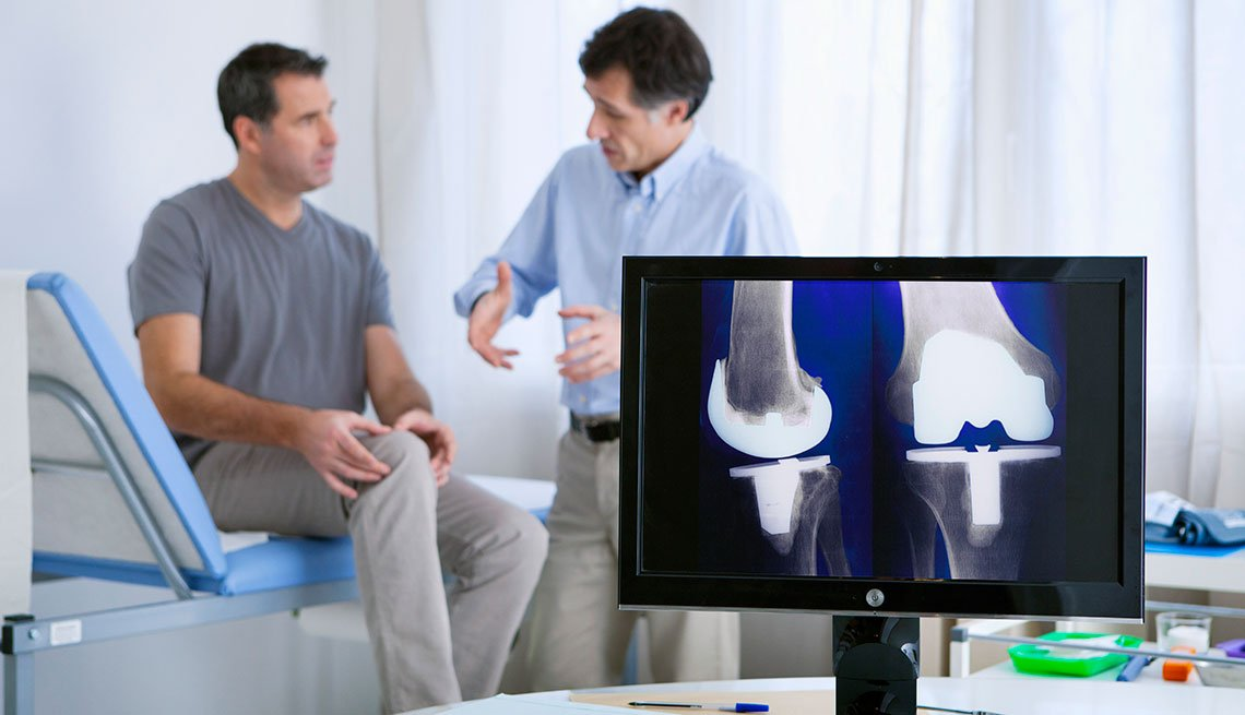 Medicare to Pay for Outpatient Knee Replacement Surgery