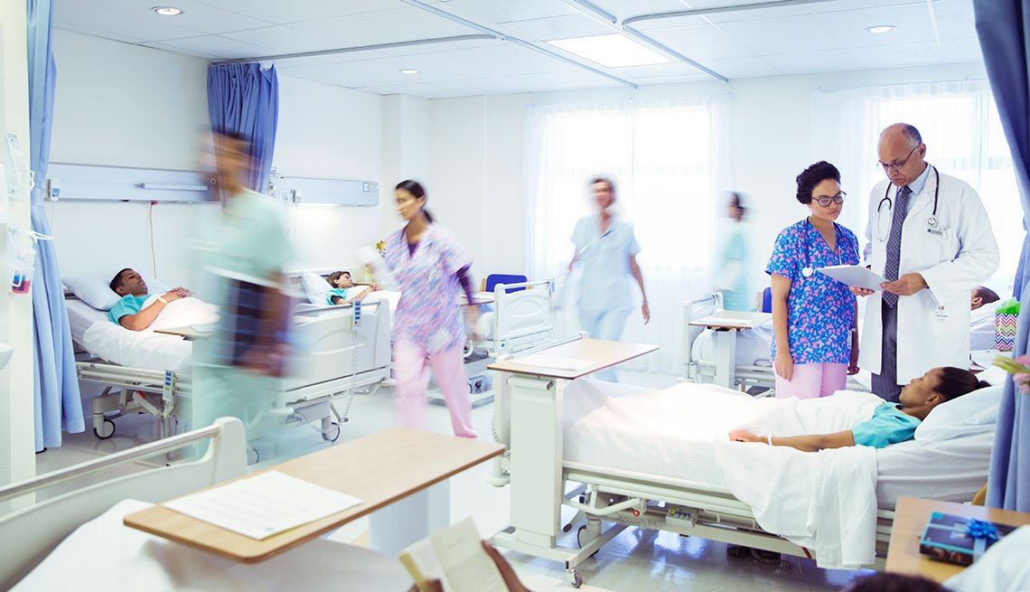 Hospitals Overflow with Flu Patients