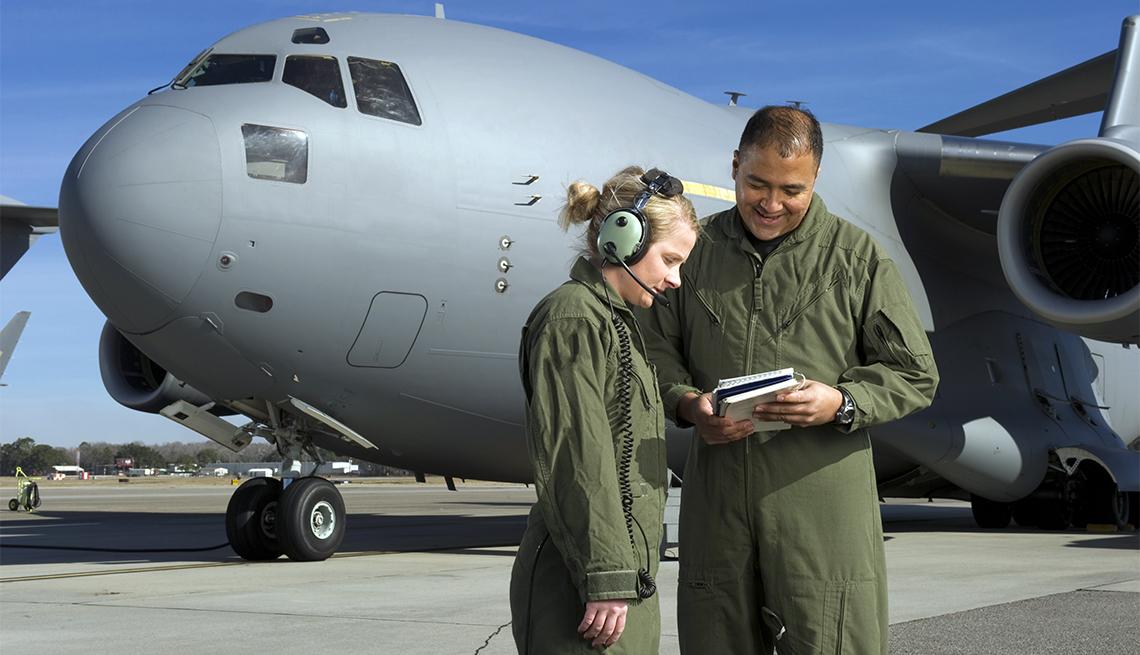U.S. Air Force loadmasters