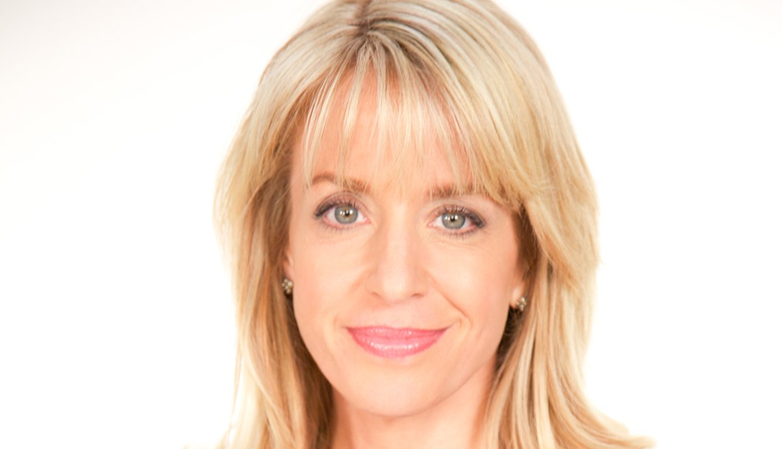 Close-up headshot of Laura Berman.