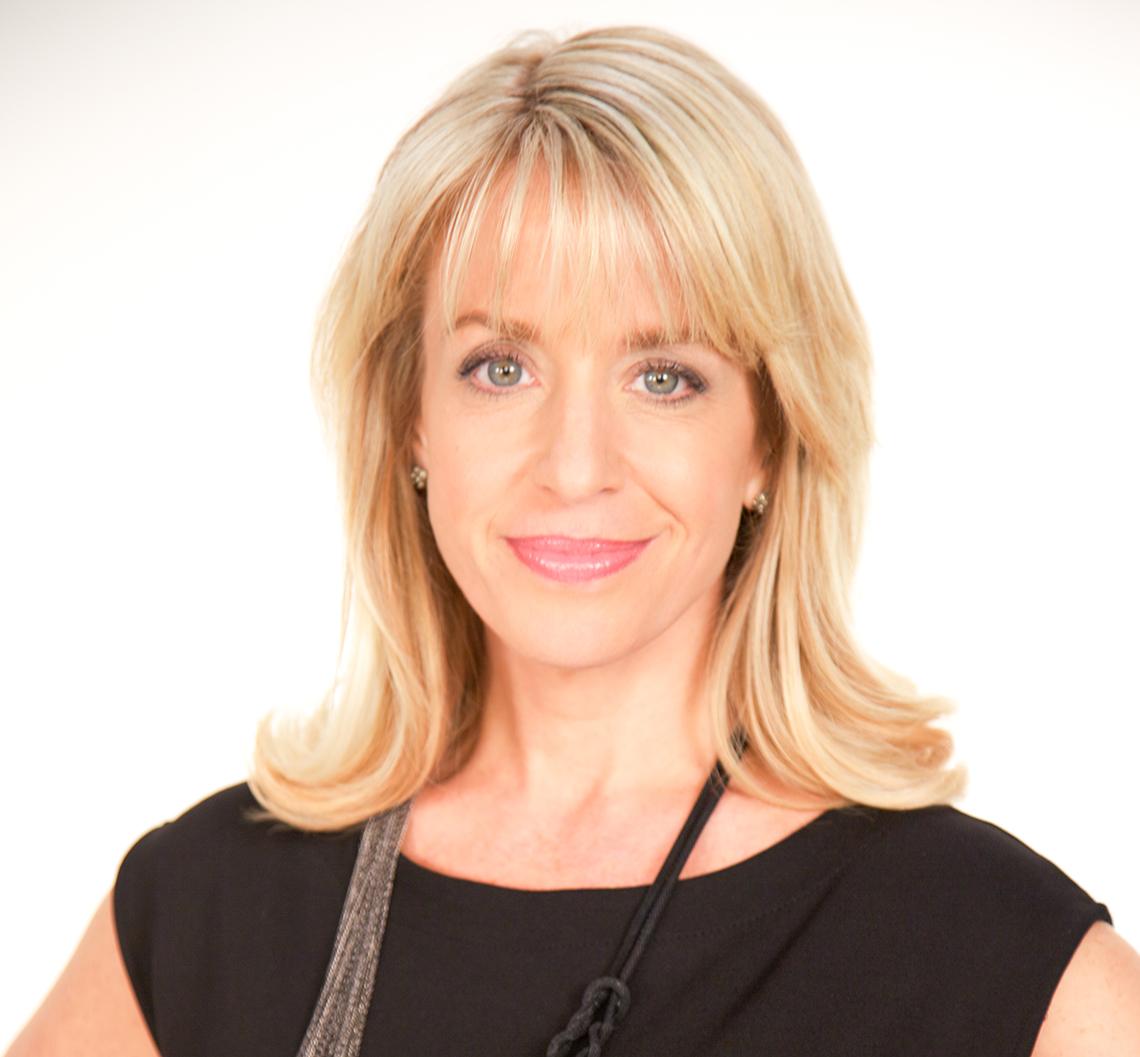 Headshot of Laura Berman.