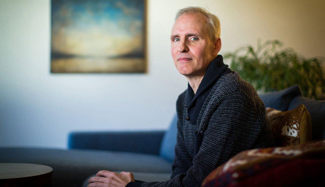 Aaron McQ, paciente de esclerosis lateral amiotrófica (ALS)