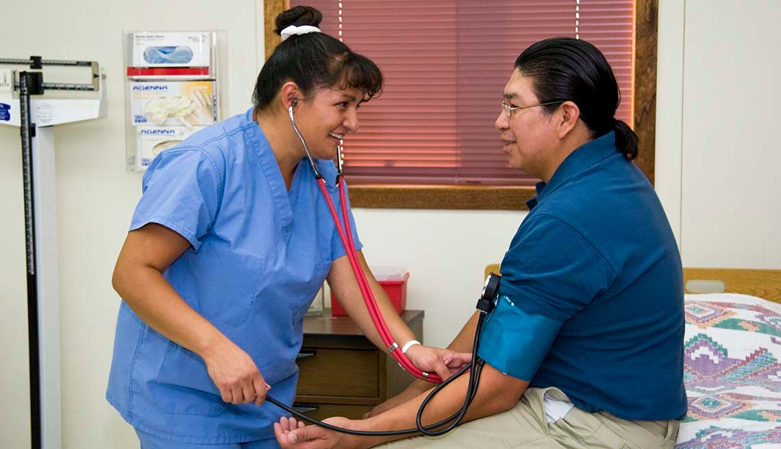 Native American Doctors and Nurses