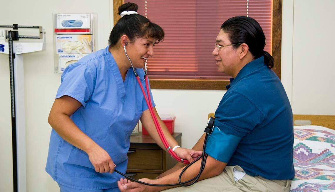 Native American Doctors and Nurses