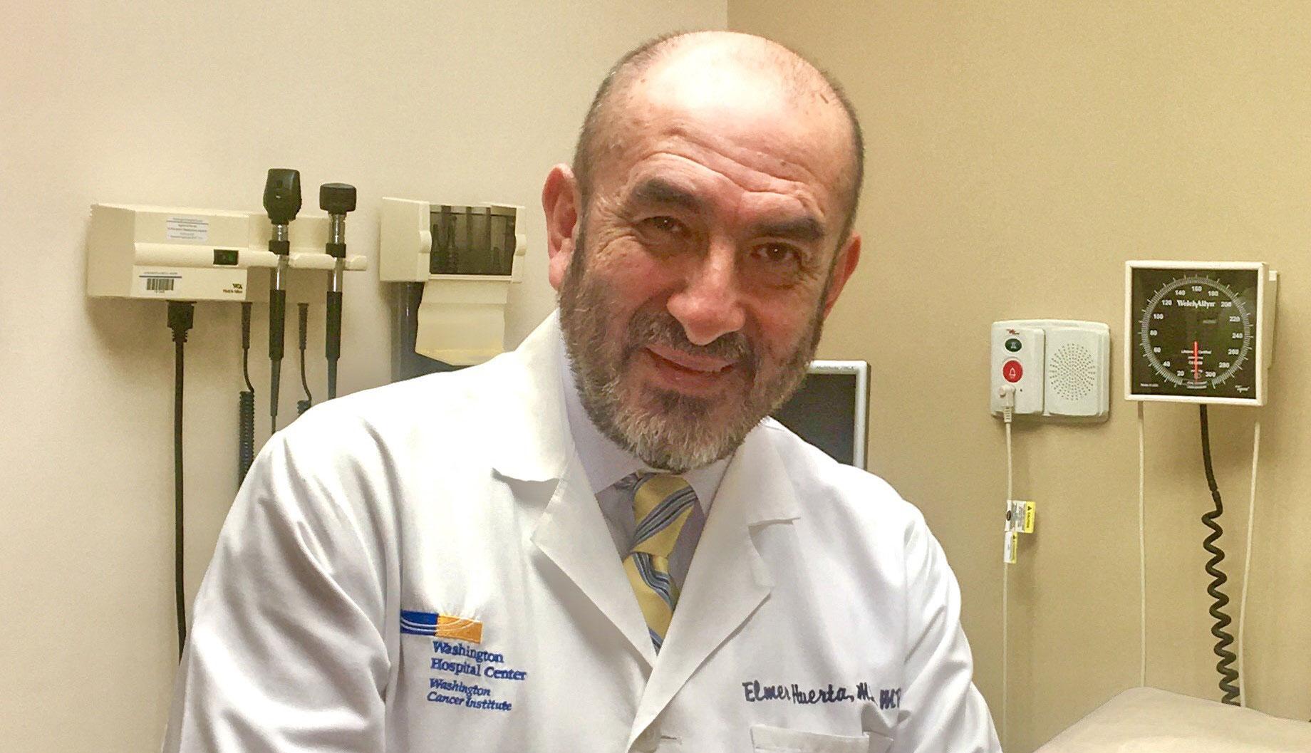Dr. Elmer Huerta