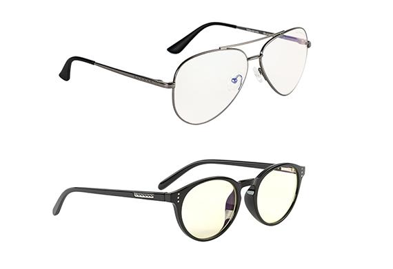item 4 of Gallery image - Dos gafas de lectura que progegen contra la luz azul