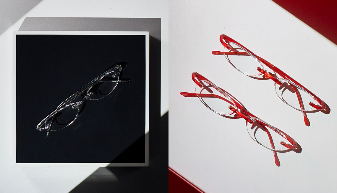 item 2 of Gallery image - Scojo Gel Glasses