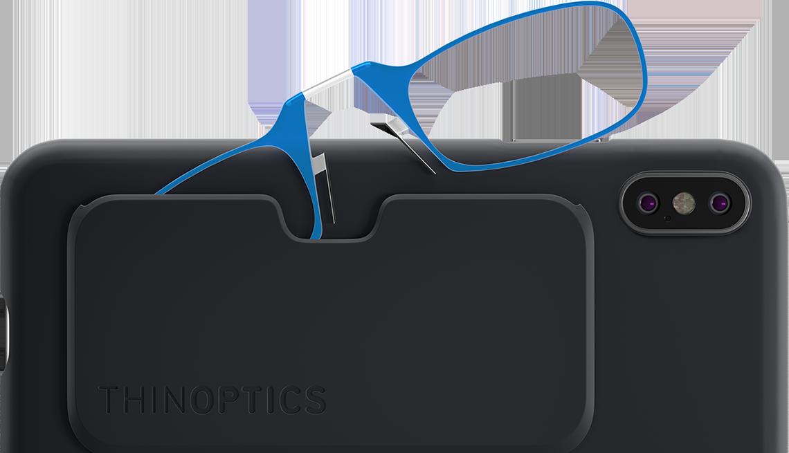 ThinOptics Smartphone Storage