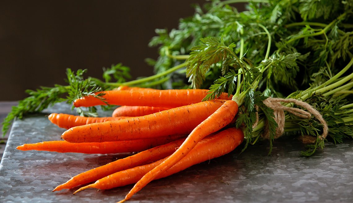 item 6 of Gallery image - Carrots Help Your Vision