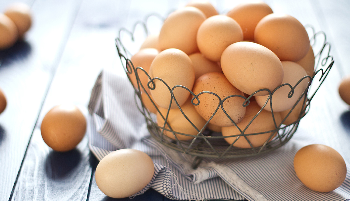 item 3 of Gallery image - Eggs Improve Vision