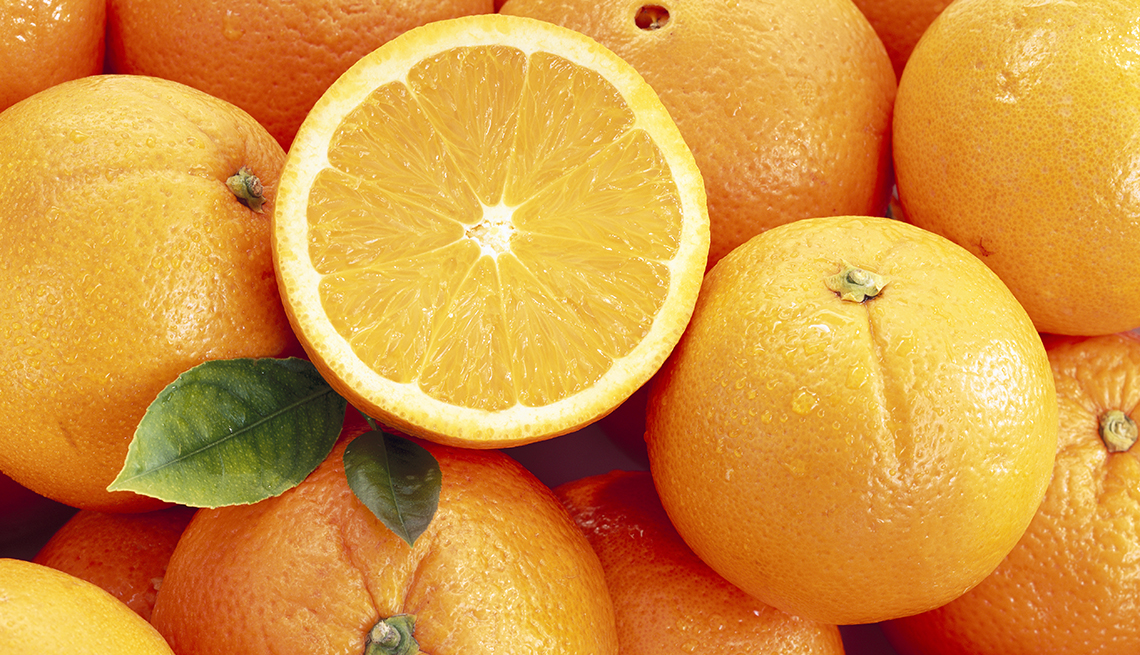 item 5 of Gallery image - Oranges for Better Eye Health