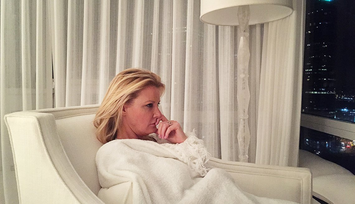 Sandra Lee Promotes Cancer Screenings