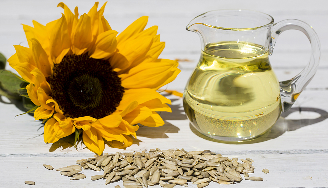 Sunflower Seeds and Eye Health