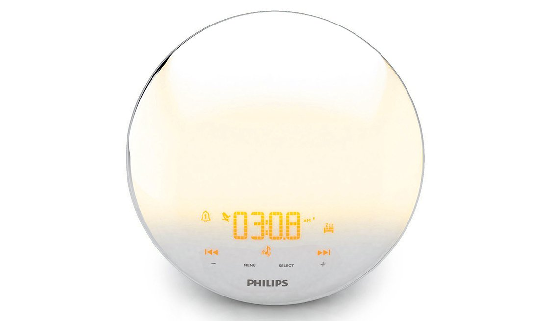 Wake Up Light de Philips