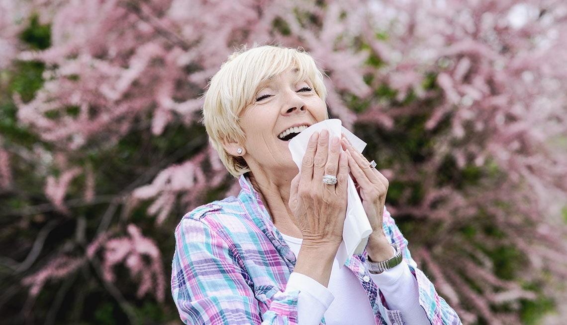 How to Cope With Spring Allergies