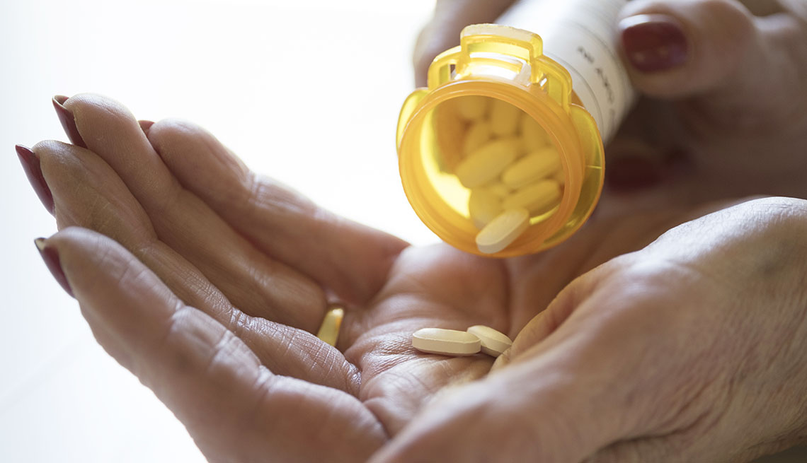 Commonly Prescribed Drugs Tied to Higher Dementia Risk