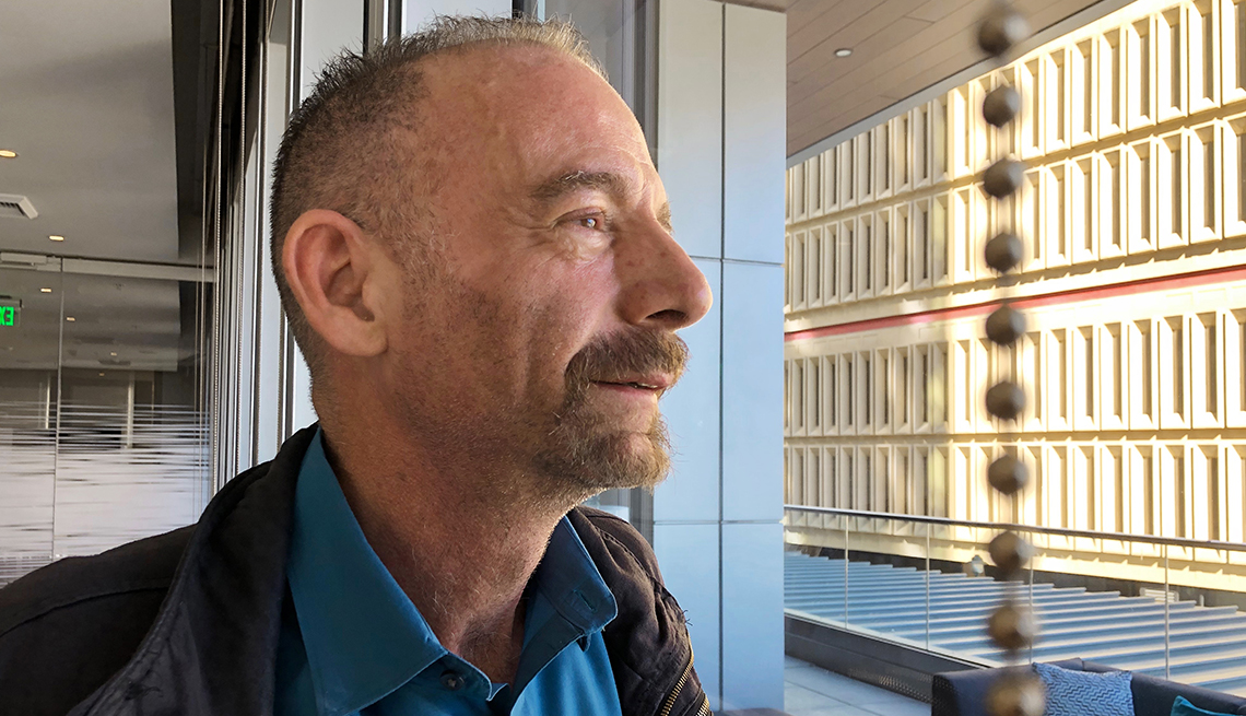 Timothy Ray Brown, also known as the Berlin Patient, the first person to be cured of HIV/AIDS.