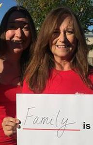 Susan Madero, sobreviviente de un ataque al corazón