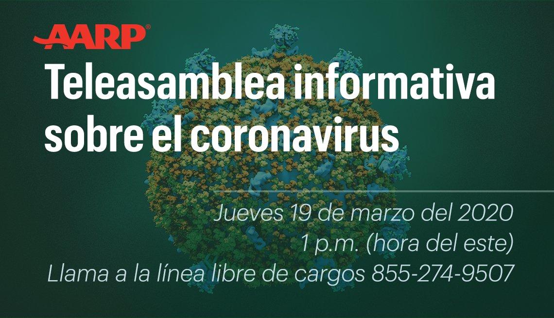 Teleasamblea sobre el coronavirus 19 de marzo