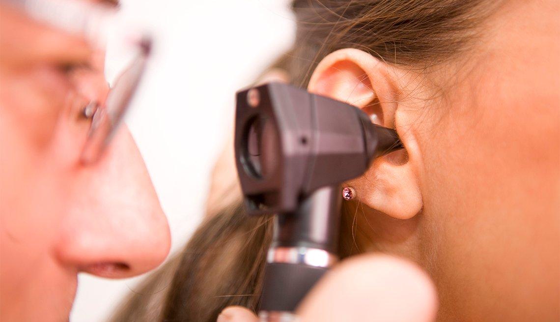 Ear exam