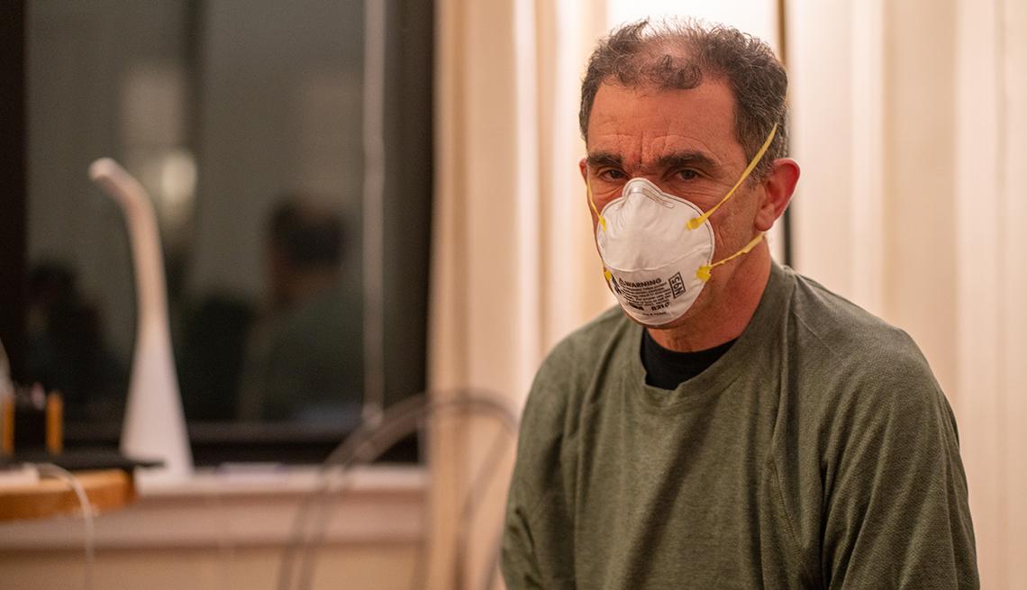 Francisco Diaz, un enfermero profesional