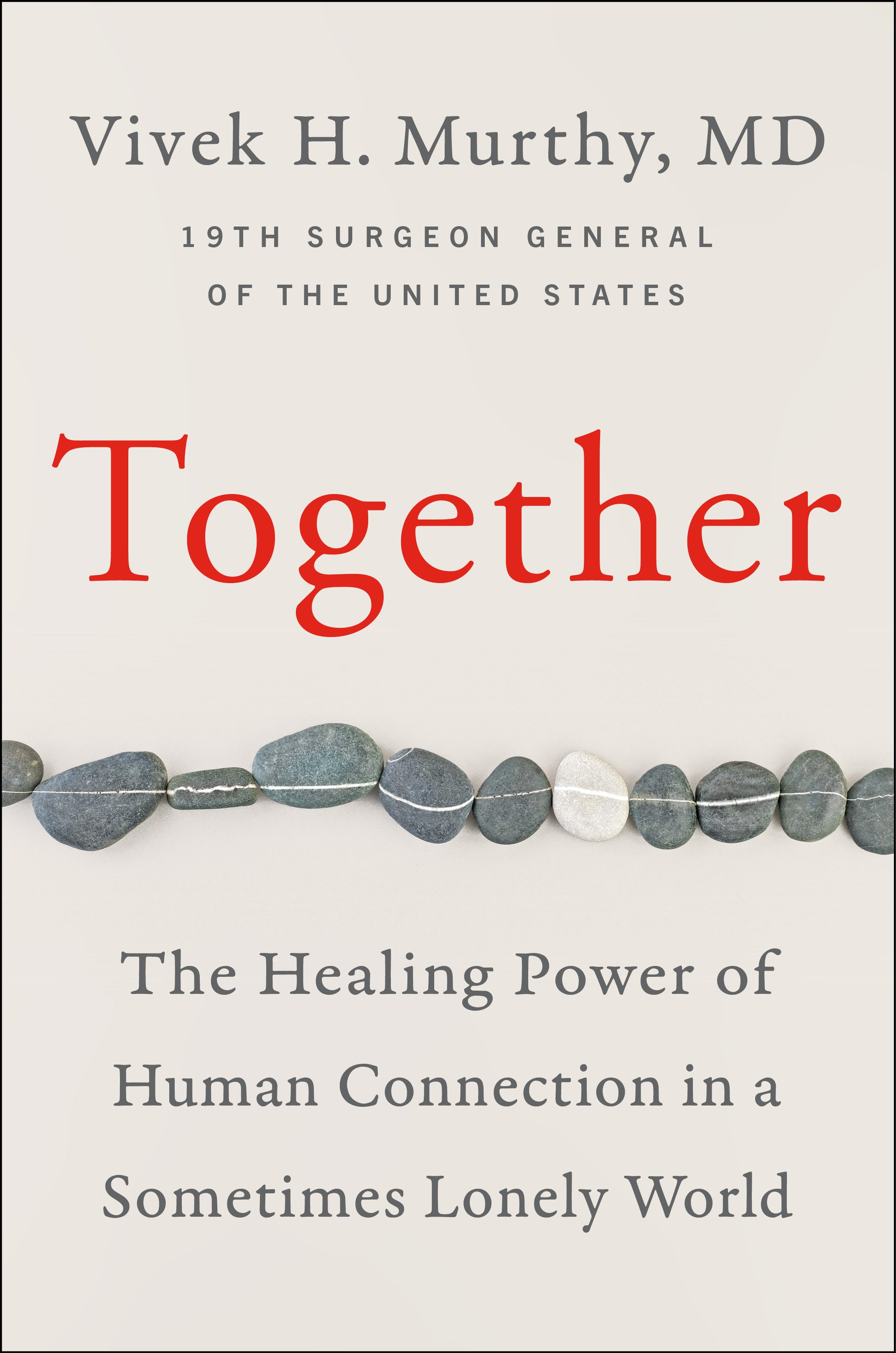 cover of book by vivek h. murthy, md titled together