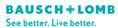 Bausch+Lomb. See better. Live better.